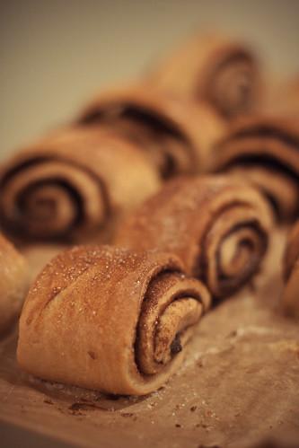 soft cinnamon buns