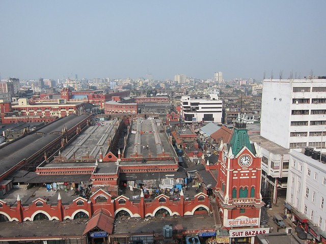 Kolkata view by CC user fabulousfabs on Flickr