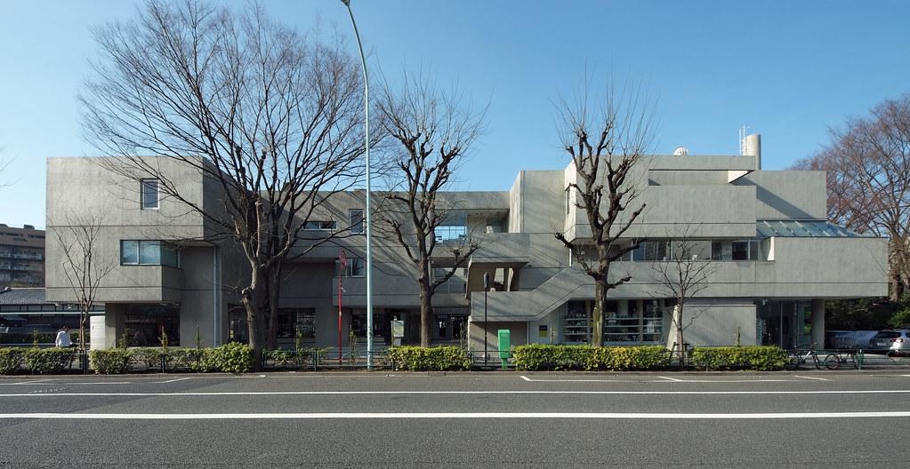 Hillside Terrace C Building: Fumihiko Maki, Tokyo, 1973