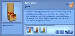 Talle Chair