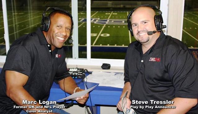 Marc and Steve Border Bowl2012