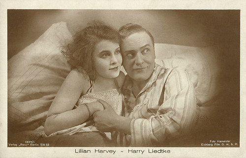 Lilian Harvey and Harry Liedtke
