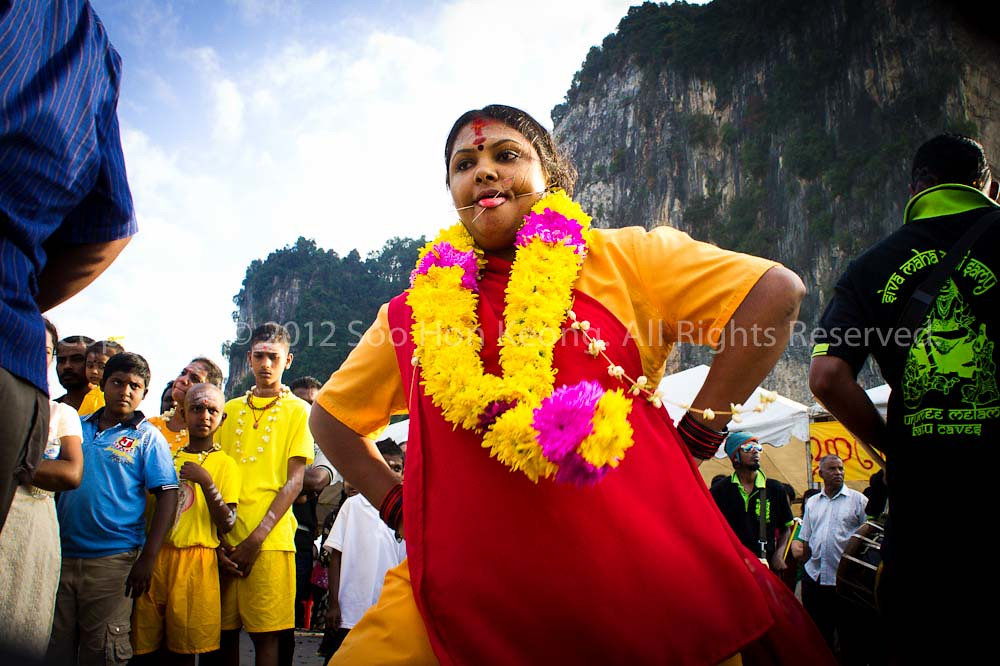 Thaipusam 2012 @ Batu Caves, Malaysia