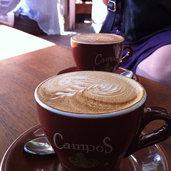 food(0.0), turkish coffee(0.0), espresso(1.0), cappuccino(1.0), flat white(1.0), cup(1.0), mocaccino(1.0), coffee milk(1.0), caf㩠au lait(1.0), coffee(1.0), coffee cup(1.0), hot chocolate(1.0), caff㨠macchiato(1.0), drink(1.0), latte(1.0), caffeine(1.0),
