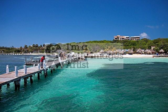 Beach @ Isla Mujeres