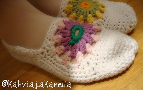 Granny Rose socks_2