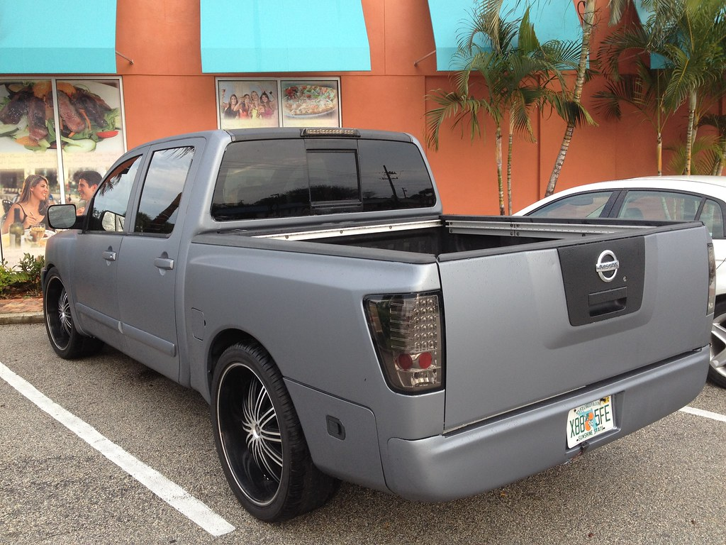 24s from 2004 won 39 t fit on the 08 nissan titan forum. Black Bedroom Furniture Sets. Home Design Ideas