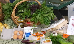 Eggs, books, and basil - Sustainable Fawkner Food Produce Swap