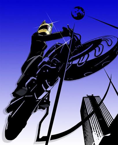 140317(3) -「成田良悟」輕小說《デュラララ!!》(無頭騎士異聞錄 DuRaRaRa!!)將放送電視動畫第2期、首支預告出爐! 1