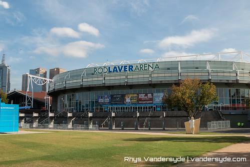Rod Laver Arena - Melbourne, Australia, 2014