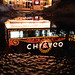 Chicago Threatre Caught in Winter's Thaw by cshimala