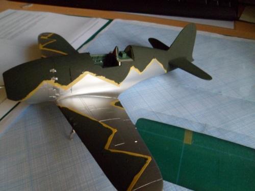 Pas-à-pas : Mitsubishi J2M3 modele 21 Raiden Jack [Tamiya 1/48] 13364054013_d80fd7e333_o