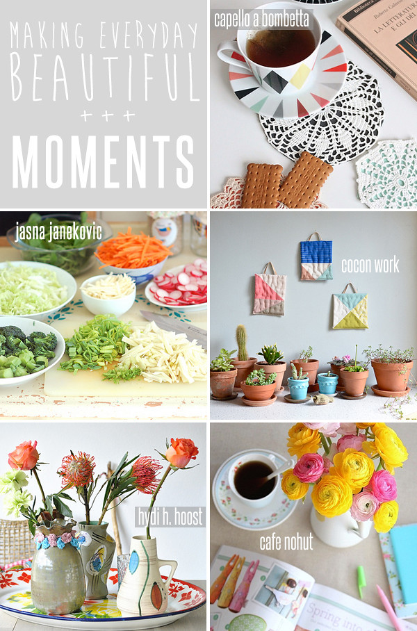 making everyday beautiful : moments | Emma Lamb