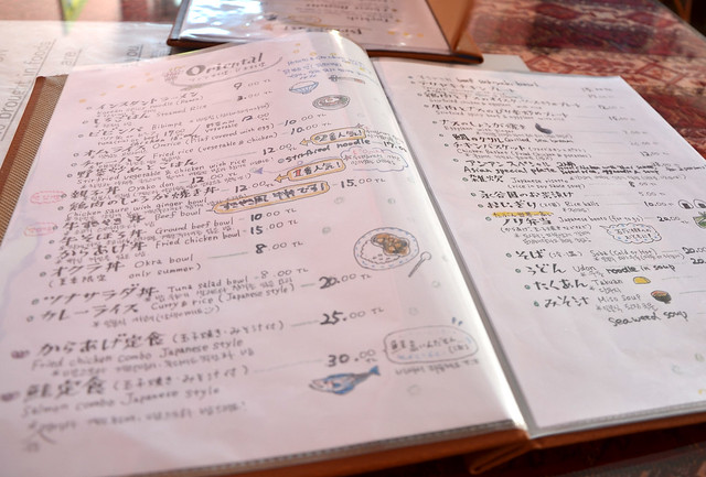 ラム子の食堂