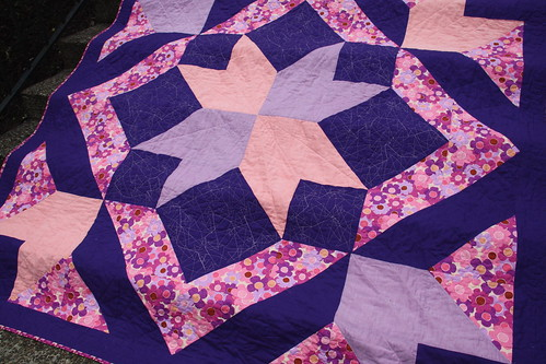 Star Light Star Bright Quilt for MAB