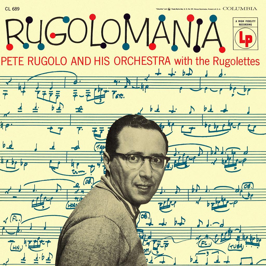 Pete Rugolo - Rugolomania