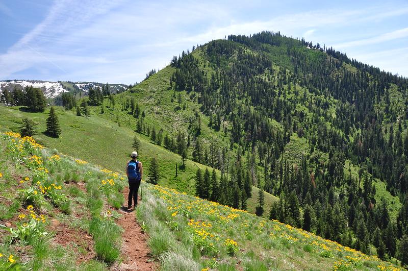 Western Rim National Recreation Trail