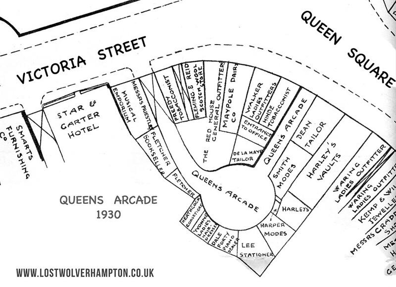 Queen Arcade Plan