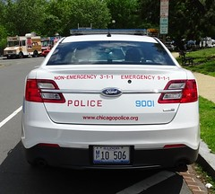 Chicago IL Police - Ford Police Interceptor (3)