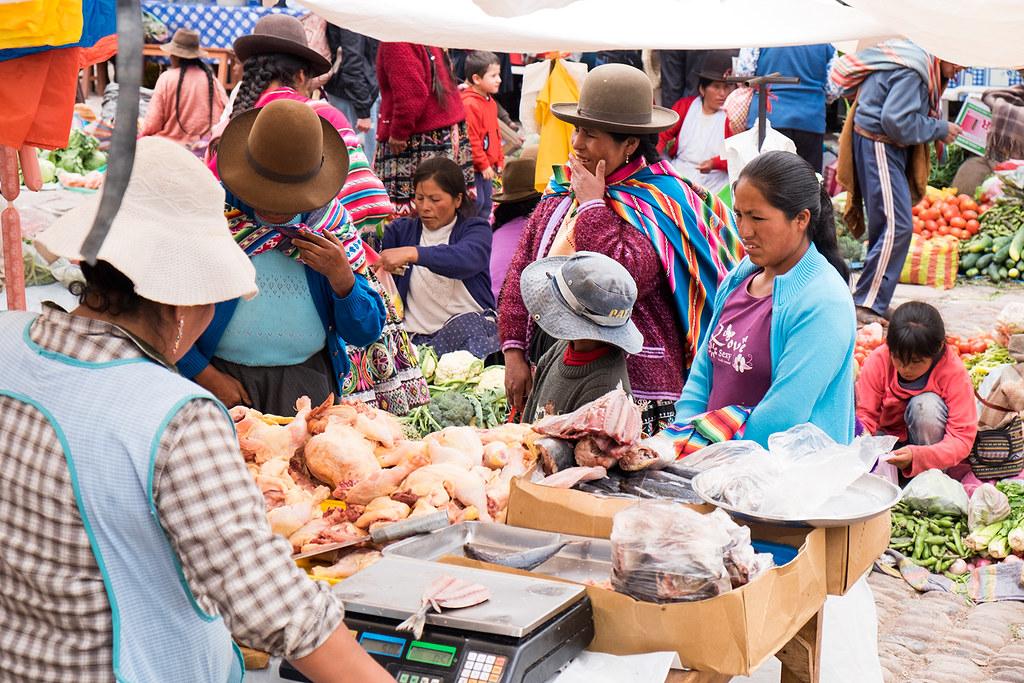 Pisac Sunday Market