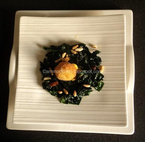 L'uovo fritto di Carlo Cracco