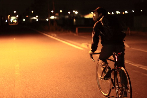 night ride in kawasaki 02