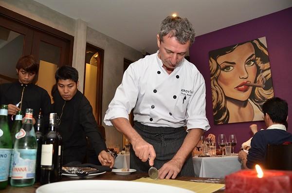 Chef Paolo Petris 2