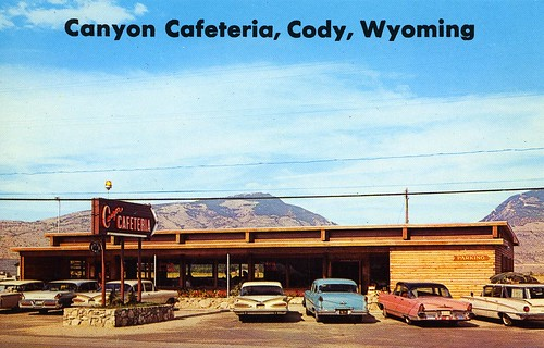 Canyon Cafeteria Cody WY