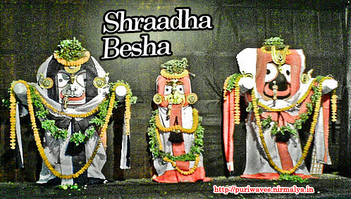 Shraadha Besha –  Costume Of Lord Jagannath