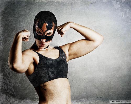 Lady Luchador (Luchadora)