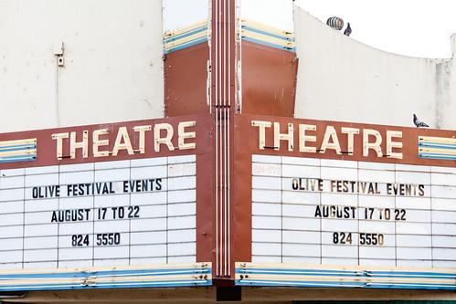 Amerian Theatre