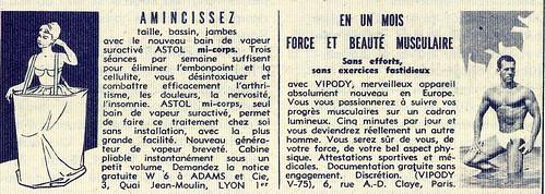 Paris Match, Nº 668, 27 Janvier, 1962 - 61a