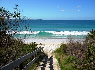 Nelson Beach, Vincentia, New South Wales