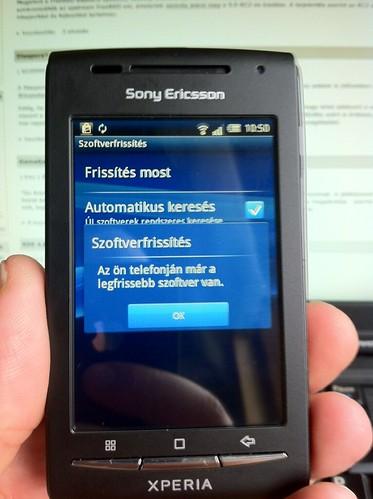 Sony Ericsson Xperia 8 #9