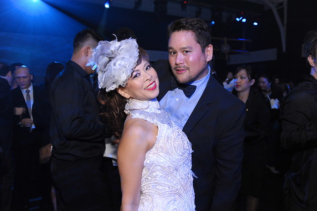 Tessa Prieto Valdes and Rajo Laurel