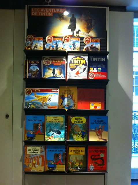 FNAC Tintin