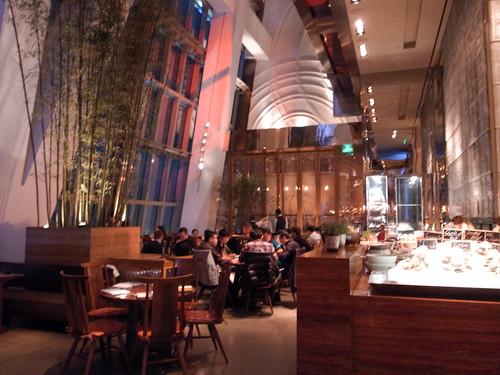 Park Hyatt世紀100餐廳