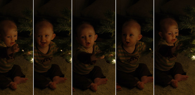 isaacs first christmas_collage_3