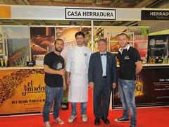 """Promoción del tequila en la 43º Feria """"Xenia"""""""