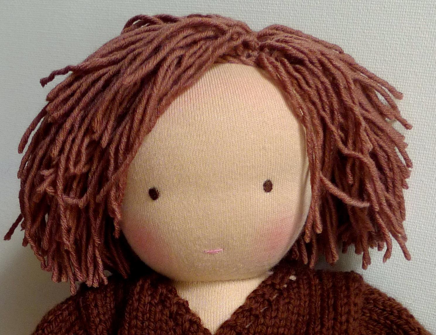 Melissa's doll