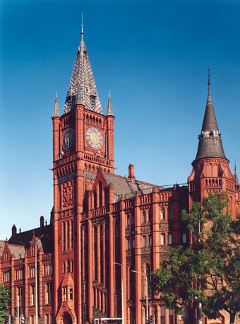 The Victoria Building, University of Liverpool
