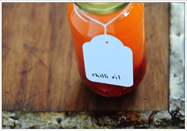 2. chilli oil