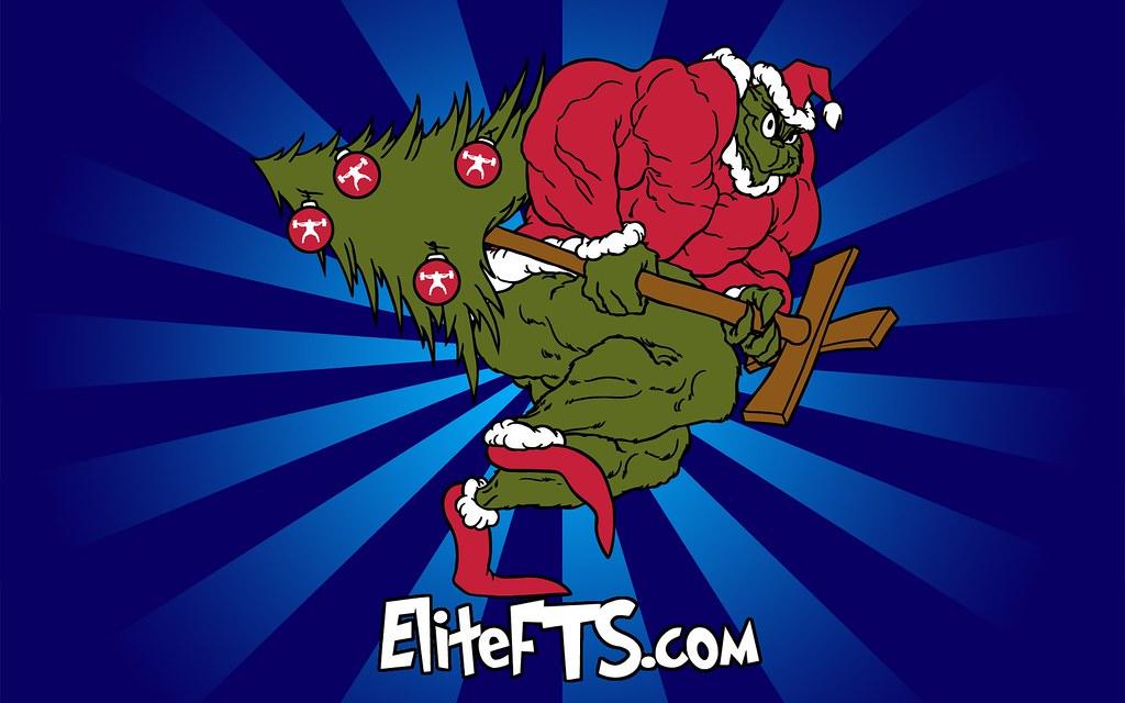 elitefts christmas