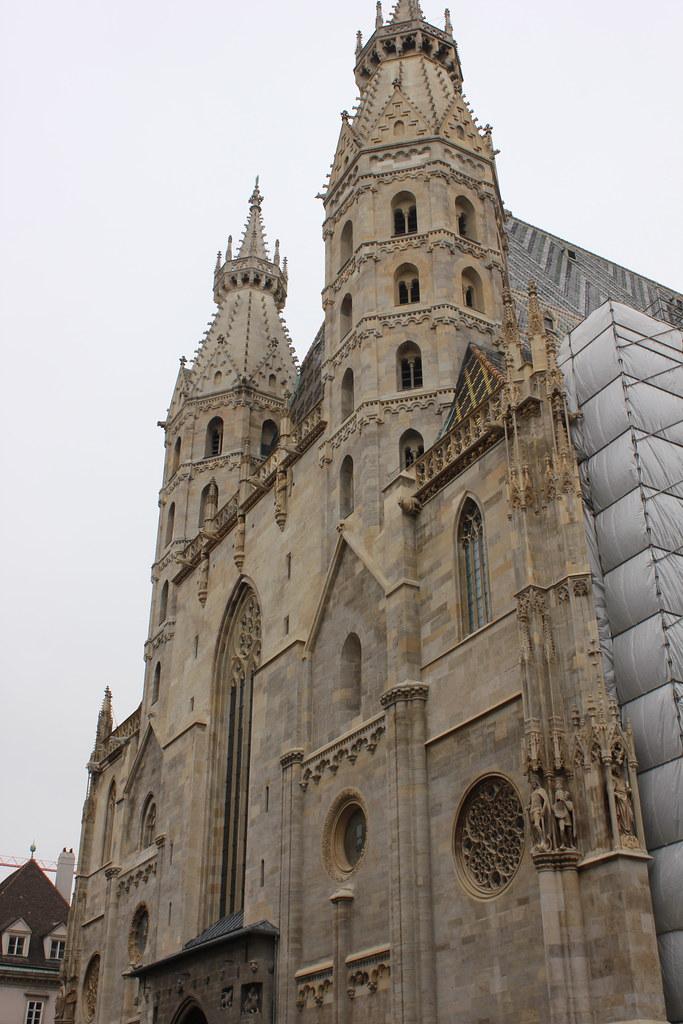 Stephansdom, Catedral de San Esteban de Viena