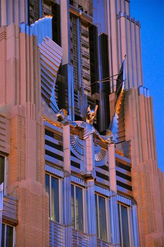 NiMo Building - Niagara Mohawk - Art Deco