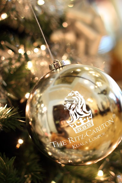 Christmas at The Ritz-Carlton, Kuala Lumpur