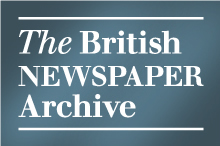 British newspaper Archive logo