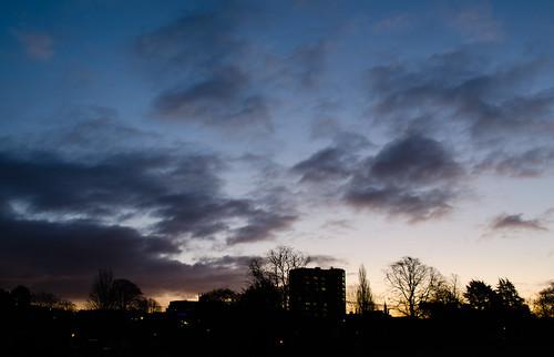 england landscape sunrisesunset townscape wolverhampton