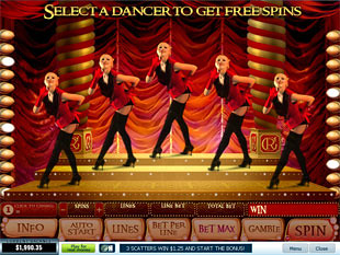 La Chatte Rouge Free Spins