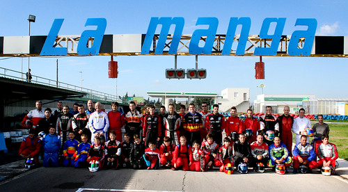 Karting Winter Cup La Manga